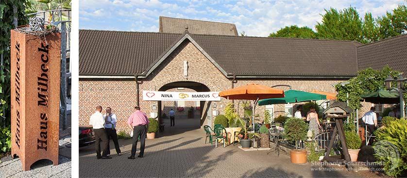 image-64891-b: Hochzeitsfeier im Haus Milbeck von Nina & Marcus in Lobberich ( Nettetal / DE ) 2 August 2013