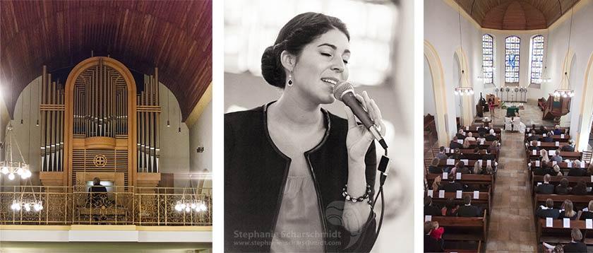 Hochzeitsfotos – Musik bei der Trauung Hochzeitssänger in Evangelische Dorfkirche Duisburg Friemersheim